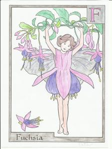 From the Flower Fairy ABC
