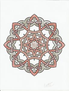 One of my recent mandalas